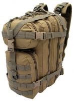 PLECAK RUCKSACK ASSAULT BACKPACK COYOTE MOLLE